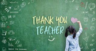 Best 25 Teachers day card 10
