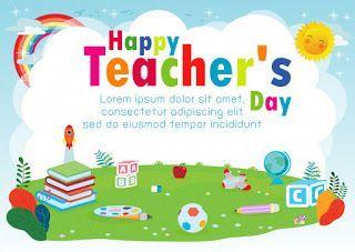 Best 25 Teachers day card 11