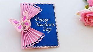 Best 25 Teachers day card 13