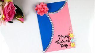 Best 25 Teachers day card 17