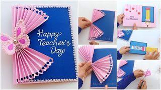 Best 25 Teachers day card 2