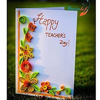 Best 25 Teachers day card 4