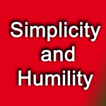 Unit 1 Simplicity and Humility Short Question
