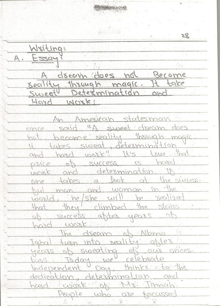Unit 03 Poem Dreams Langston Hughes 7