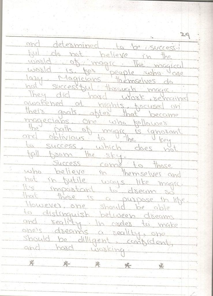 Unit 03 Poem Dreams Langston Hughes 8