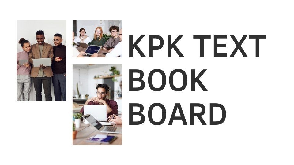 KPK Text Book Board