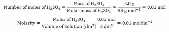 Chemistry Chap 10