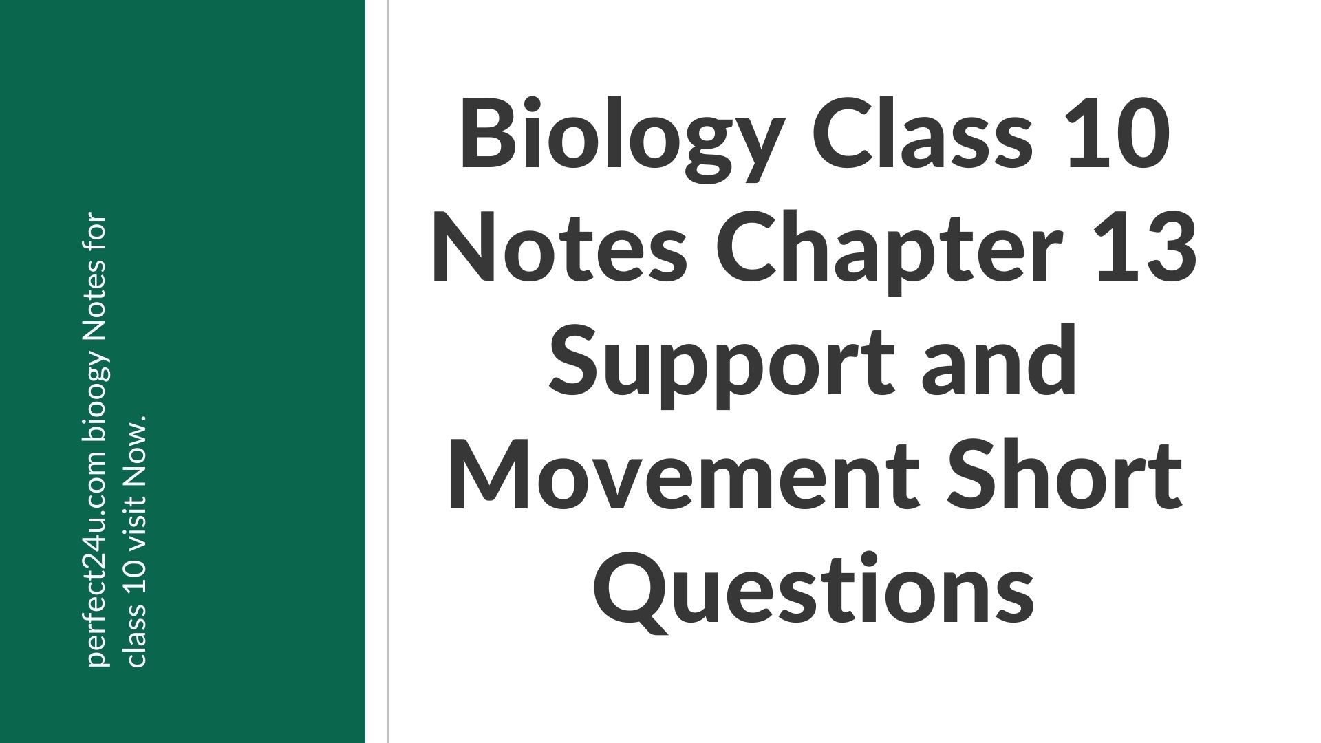 Biology Class 10 Notes Chapter 11 Homeostasis Short Questions 3