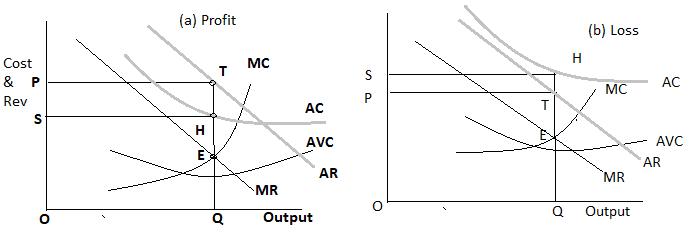 Equilibrium or Profit