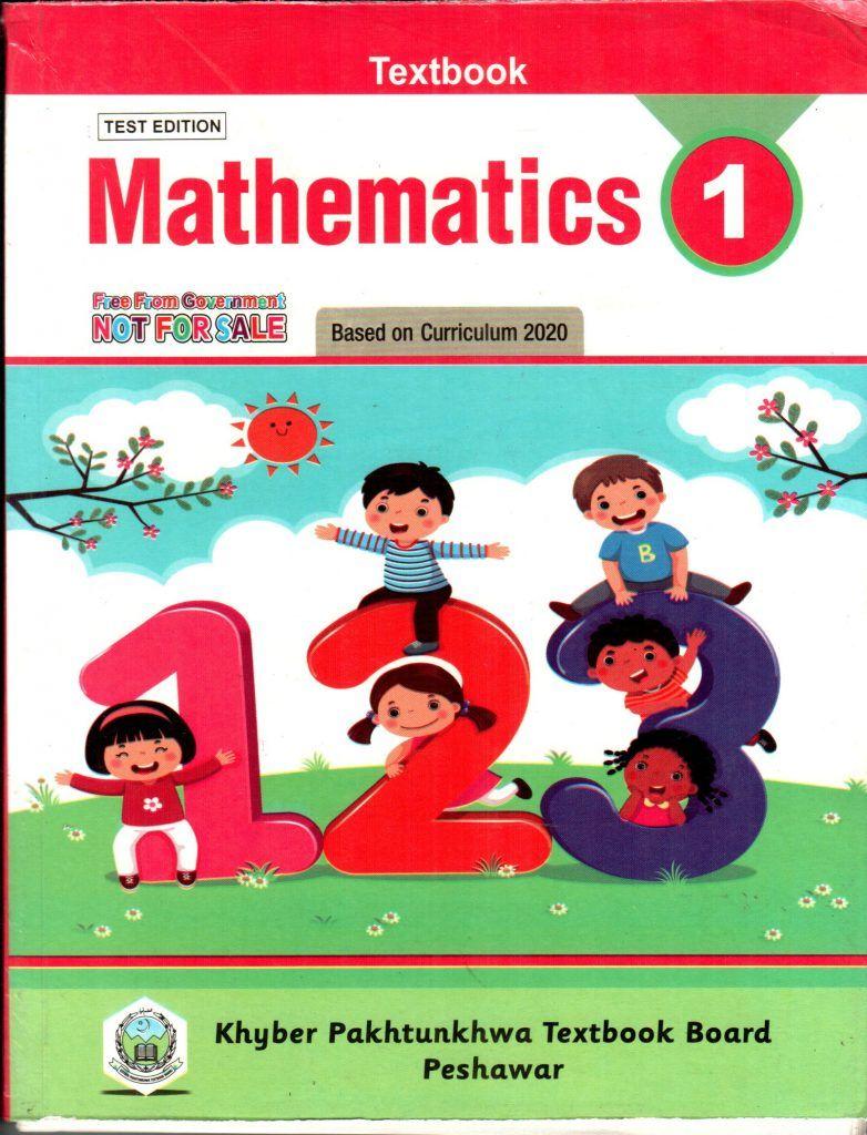 KPK Mathematics Grade 1 TEXTbook 1