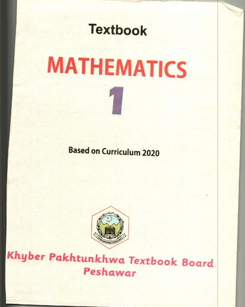 KPK Mathematics Grade 1 TEXTbook 2