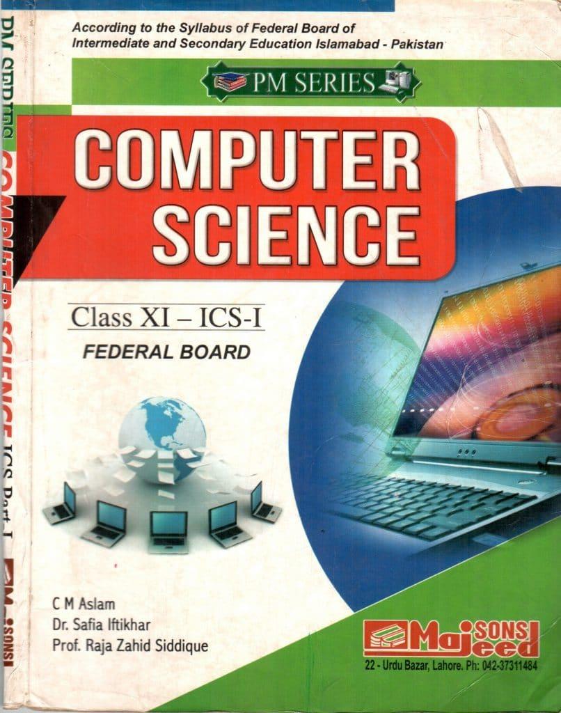 Computer Science Class XI ICS 1 federal board 1